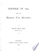 The Suffolk Green Books