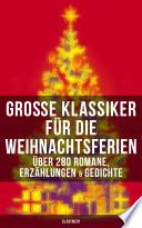 Große Klassiker Für Die Weihnachtsferien über 280 Romane