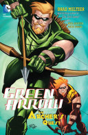 Green Arrow: The Archer's Quest Book