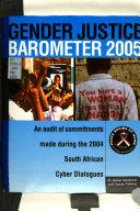 Gender Justice Barometer 2005