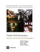 Timber Theft Prevention