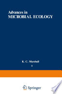 Advances In Microbial Ecology Book PDF