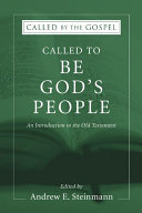 Called To Be God's People