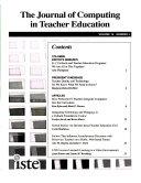 Journal of Computing in Teacher Education