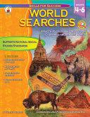 World Searches, Grades 4 - 6 ebook