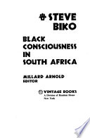 Black Consciousness in South Africa
