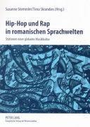 Hip-Hop und Rap in romanischen Sprachwelten