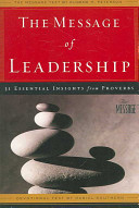 The Message of Leadership