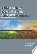 Population  Agriculture  and Biodiversity Book