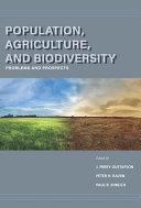 Population, Agriculture, and Biodiversity Pdf/ePub eBook