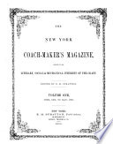 The New York Coach Maker S Magazine