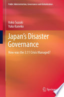 Japan's Disaster Governance