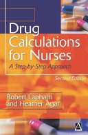 Cover of Drug Calculations 2nd Edition