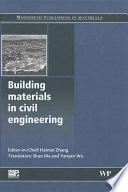 Building Materials In Civil Engineering PDF