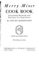 Merry Mixer Cook Book