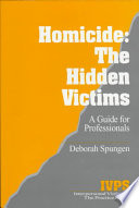 Homicide  The Hidden Victims Book