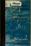 America s Department of Natural Resources