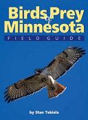 Birds of Prey of Minnesota Book