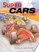 Super Cars Dot to Dot Book