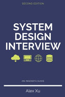 System Design Interview   An Insider s Guide  Second Edition