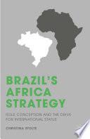 Brazil S Africa Strategy