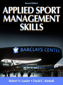 Applied Sport Management Skills  Second Edition  With Web Study Guide