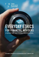 Cover of Everyday Ethics for Financial Advisers