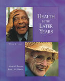 Health in the Later Years Book