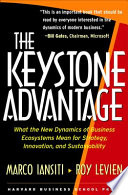 """The Keystone Advantage: What the New Dynamics of Business Ecosystems Mean for Strategy, Innovation, and Sustainability"" by Marco Iansiti, Roy Levien"