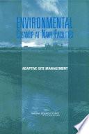 Environmental Cleanup at Navy Facilities