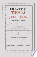 The Papers of Thomas Jefferson  Retirement Series  Volume 2 Book PDF