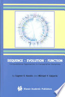 Sequence — Evolution — Function