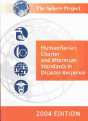 Humanitarian Charter and Minimum Standards in Disaster Response