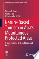 Nature-Based Tourism in Asia's Mountainous Protected Areas