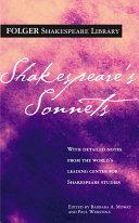 Shakespeare s Sonnets