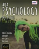 AQA Psychology for A Level Year 1 & AS - Student Book