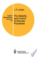 The Stability and Control of Discrete Processes
