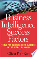 Business Intelligence Success Factors