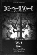 Death Note  Vol  4