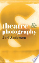 Theatre and Photography Book