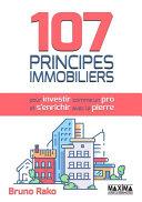 107 principes immobiliers pour investir comme un pro et s'enrichir avec la pierre Pdf/ePub eBook