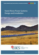 Stand Alone Power Systems