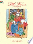 Little Women Coloring Book