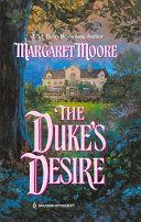 The Duke's Desire Pdf/ePub eBook