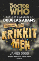 Pdf Doctor Who and the Krikkitmen