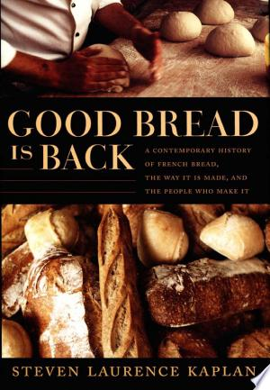 Download Good Bread Is Back online Books - godinez books