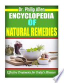 Encyclopedia of Natural Remedies
