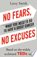 No Fears  No Excuses Book