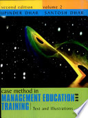 Case Method In Management Education Vol 2 Book PDF