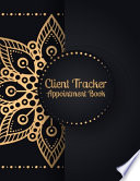 Client Tracker Appointment Book
